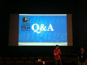 Dean at Q and A session